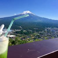 富士は日本一の山~♪ - うつらうつら日々