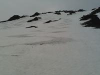 今シーズン,ラスト・ラン?…御嶽山・中の湯〜覚明堂 - 山にでかける日