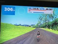 ズイフトでレース‼️ - きりのロードバイク日記