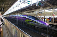 500系新幹線「EVA」運転終了 - Joh3の気まぐれ鉄道日記