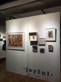 7人展- joyful - - Artのある暮らし!