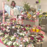 今日は母の日です😊💐 - ~ Flower Shop D.STYLE ~ (新所沢パルコ・Let's館1F)