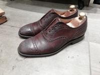 CHURCH'Sの野暮ったさが好き - シューケアマイスター靴磨き工房 銀座三越店