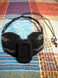 【マクラメ&ヘンプ】#184スペクライトのマクラメネックレス - Shop Gramali Rabiya (SGR)