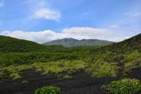 美しい雄山 - 三宅島風景