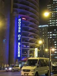 シカゴの夜はBluesで  - NYの小さな灯り ~ヘアメイク日記~