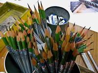 ちびた鉛筆 - スズキヨシカズ幻燈画室
