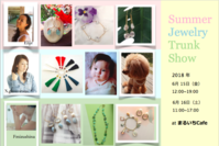 "Jewerly Trunk Showのお知らせ - Fmizushina Accessories ""everyday fun with accessories"""