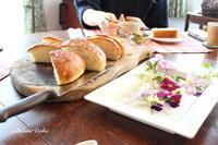 5月のプレレッスン^^ - 小さなパンのアトリエ *Atelier Yuki*  (七ヶ浜パン教室)