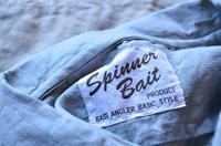 SpinnerBaitの麻シャツ。 - DAKOTAのオーナー日記「ノリログ」
