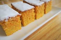 キャロットケーキ Gâteau à la carotte - tony☆