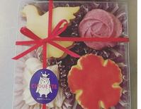 シュエットの母の日のクッキーセット - Mayumin's rose garden&table 小さな秘密の花園で