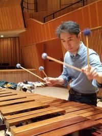 新作委嘱と、それらの作品のたどる道 - マリンバ奏者、名倉誠人のニューヨーク便り