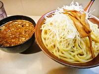 京都市 牛スジつけ麺GW 極太清流らーめん - 転勤日記