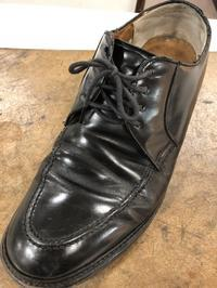 靴紐が切れやすい貴方に - 池袋西武5F靴磨き・シューリペア工房