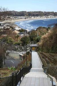 「江の電乗り降り歩き〜江戸の昔から観光地だった鎌倉〜」行きますっ! - 眞鍋じゅんこのまっすぐには歩けない