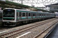 水戸線の501系 - Joh3の気まぐれ鉄道日記