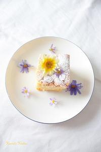 ブルース再び。(カスタードの焼き菓子) - Heaven's Kitchen