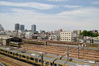 中野電車区と189系 - 鉄道日記コム