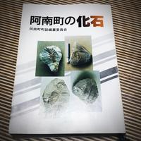 阿南町の化石 - オヤジNEKOの今日も青空