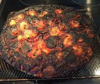 焼くだけのPIZZAで  - タイタスのいるところ      London Ontario