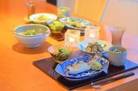 鮎の塩焼き - まほろば食日記