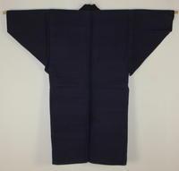 古布 木綿 紙おつづれ 野良着 Japanese Antique Textile Otudure-kami Noragi - 京都から古布のご紹介
