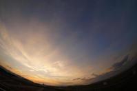 夕焼けを期待・・・。 - 青い海と空を追いかけて。