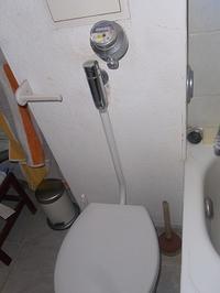 アパートのトイレ ベルリン - nshima.blog