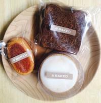 BAKEDのお菓子 - NO PAN NO LIFE