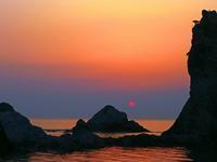 浄土ヶ浜で荘厳な日の出を迎えた。合掌m(__)m・・・2018東北一人旅シリーズ(その15) - 『私のデジタル写真眼』