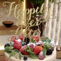 ユーカリのウエディングケーキ - 花と小さなおもてなしサロン『リガーレ・フローラ』 ~ligare flora~
