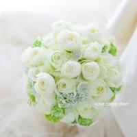 ご結婚式後、ブーケを長持ちさせるためには&自分でドライフラワーや押し花に - 一会 ウエディングの花