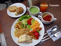 バンコク5日目✩安くて美味しい牛肉麺発見! - 酒飲みパンダの貧乏旅行記 第二章