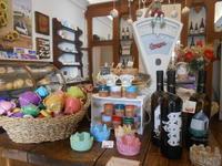 センスのよい土産店@ロコロトンド - 南イタリア日和~La vita eterna☆☆~