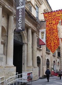 マルタ考古学博物館(その一)世界最古の巨石文化  ~マルタの旅(3) - 模糊の旅人