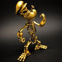 Popeye Grin Gold by Ron English - 下呂温泉 留之助商店 入荷新着情報
