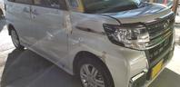 ダイハツタントカスタムL600S側面修理 - 自動車生活応援サイト RECOJAPAN