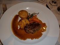 QE食事の時間について - クルーズとパリ旅行