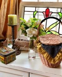 お花のプレゼント(。◠‿◠。)♡ - サロン・ド・ブロッサム(パーソナルカラー診断&骨格スタイル分析、パーソナルスタイリストin広島)