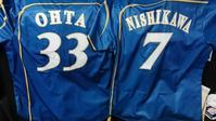 無料配布の青ユニの背番号があと三試合ってとこでやっとこ出来た - team-naoのダメ人間日記
