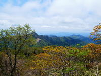 欲張り登山御在所岳 (1,209.4M)    下山 編 - 風の便り