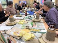 【教室リポート🌿マグカップ作り】 - 出張陶芸教室げんき工房