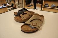 BIRKENSTOCKで夏の始まりを - シューケアマイスター靴磨き工房 三越日本橋本店