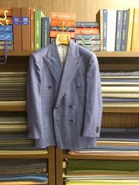 徐々に夏物のジャケットが出来上がってきております - Milestoneのブログ