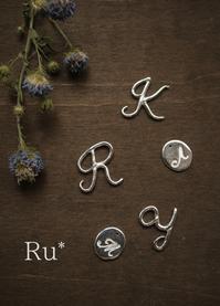 明日はイチカワチクチクカタカタワイワイ市 - Silver clay Ru*  手軽にできるシルバーアクセサリー