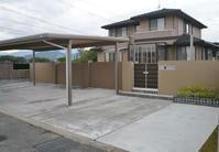 30年ですって - 岐阜県 門塀・庭・車庫 エクステリア専門店アーステック
