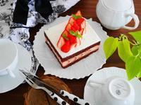 いちごのココアショートケーキ♪ - This is delicious !!