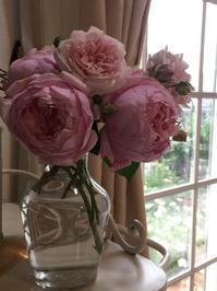 食香バラの収穫・クリスタライズドローズ作り。。♪ - 妖精と香りの庭