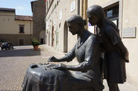 ピエロ・デッラ・フランチェスカとハーブ博物館、見所が多いサンセポルクロ - フィレンツェ田舎生活便り2